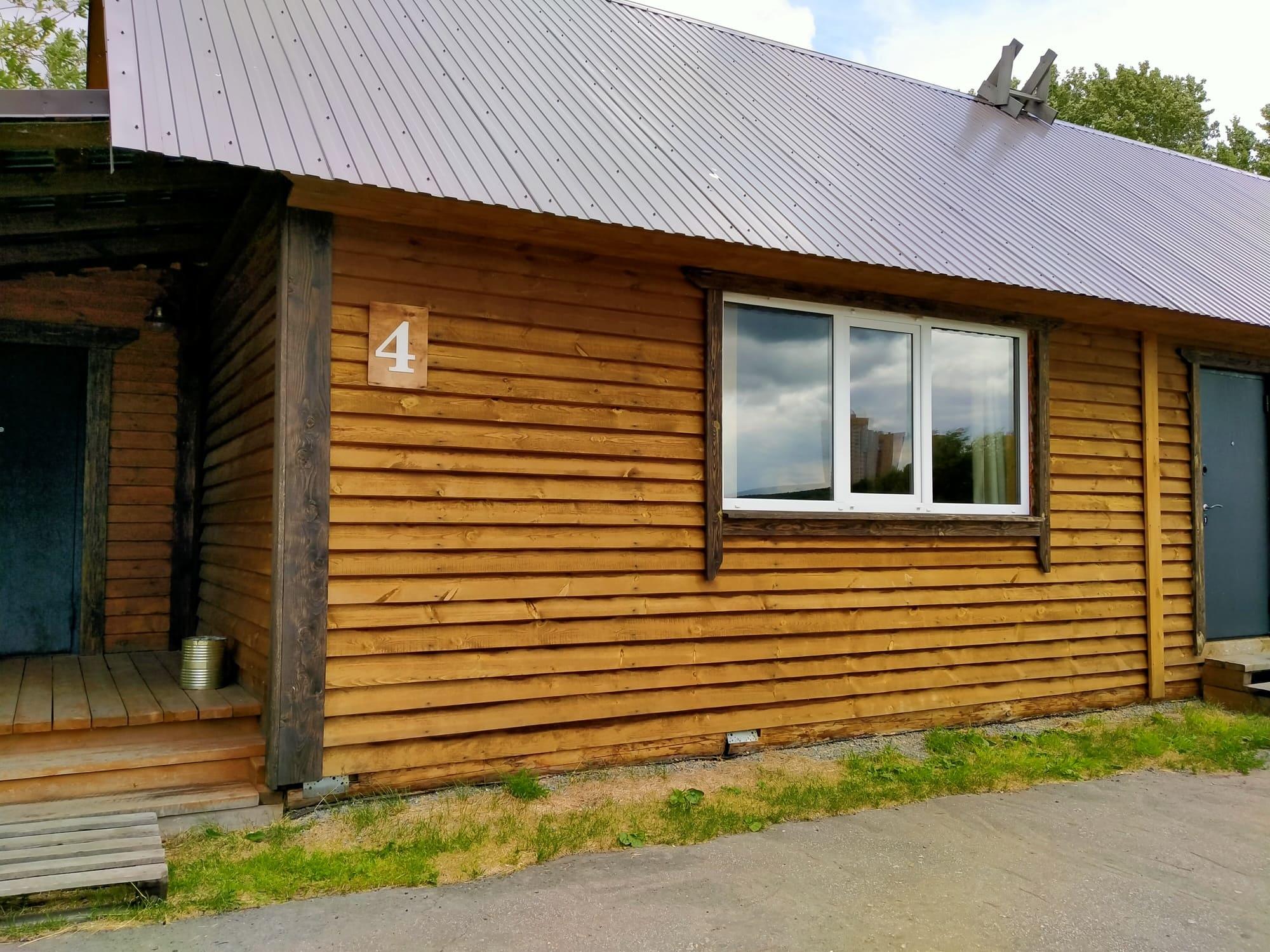 Гриль-домик №1
